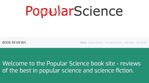 Popular Science Home Page